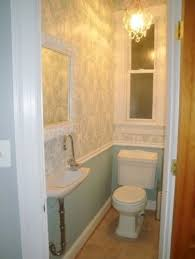 small narrow half bathroom ideas. The Toilet Room At My New Dept Is This Small.Good Idea Small Narrow Half Bathroom Ideas L