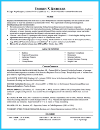 Cool Arranging A Great Attorney Resume Sample Resume Template