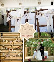 ideas for using wedding bunting the wedding of my dreams blog Wedding Thank You Bunting Uk hang just married bunting from the back of your car, create a sign for your candy buffet or even a thank you sign wedding Succulent Thank You Bunting