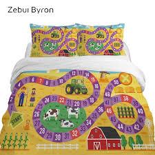 3d childrens bedding sets bed set