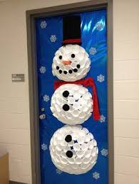 office door christmas decorating ideas. snowman christmas door decorations 02 office decorating ideas 6