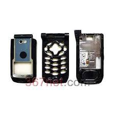 motorola i860. full body housing for motorola i860 - black