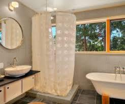 diy shower curtain ideas. making your bathroom look larger with shower curtain ideas diy s