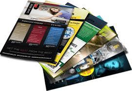 Discount Flyer Printing 4 X 9 Business Flyers San Antonio Tx La Luz Printing Inc La Luz