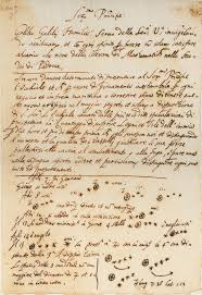 best images about on the shoulders of giants galileo on the galileo manuscript draft of a letter to leonardo donato doge of venice and notes on the moons of jupiter 1610 galileo galilei image