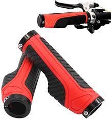 1 Pair Bike Handlebar Grips Bike Grips Ergonomic ... - Amazon.com