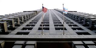 leo burnett office. leo burnett wants you to know that was not poop raining down in its chicago building video huffpost office