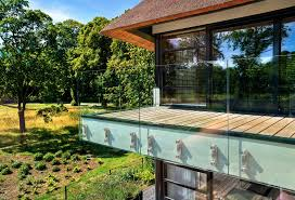 ... Glass railing / with bars / outdoor / for balconies EASY GLASS Q  Railing Europe ...