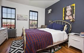 bedroom bedroom accent walls inroomsroom more than one wall small good looking painting an black