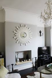 considering painting above the picture rail in your home take a look at how i