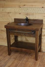 stylish modular wooden bathroom vanity. Rustic Style Ideas With Bathroom Vanities Tags: Reclaimed Wood Farmhouse Diy Vanity Barnwood Stylish Modular Wooden