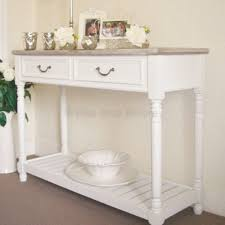 White Console Table White Console Table H Nongzico