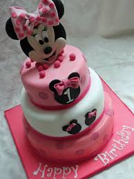 25 Exclusive Photo Of Minnie Mouse Birthday Cake Ideas