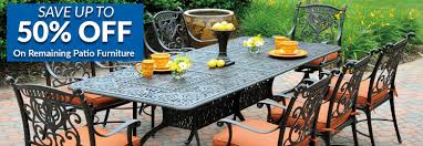 Cast Aluminum Patio Furniture Outdoor Furniture