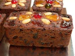 Fruit cake always gets a bad reputation. Mini Christmas Fruit Cakes Fig Jam And Lime Cordial