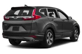 ... 3/4 Rear Glamour 2017 Honda CR-V