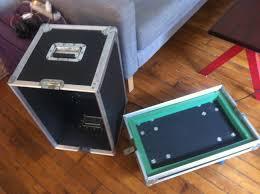 14 mm recycled wood slats of massive acacia/jaw/rubber tree wood. Combo Amp Flight Case With Wheels Betonex Audiofanzine