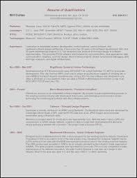 Resume Sample Format New Resume Form Lovely Pr Resume Template