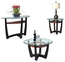 round glass coffee table sets 3 piece coffee table set glass 3 piece round glass coffee