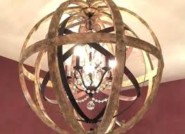 large orb chandelier prestigious large orb ndelier round wooden with metal detail and crystal outdoor huge large orb chandelier