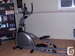 vision fitness eliptical x6100 500 surrey