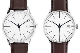 40 best mini st watches for men man of many kent wang bauhaus watch v4 white