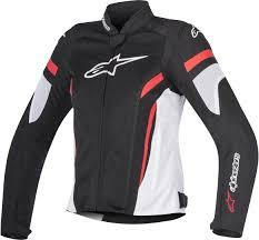 alpinestars stella t gp plus r v2 air las jacket women s clothing textile motorcycle black white red alpinestars leather jacket new york official