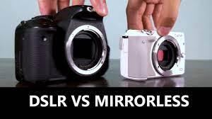 Perbedaan DSLR vs Mirroless [INDONESIA] - YouTube