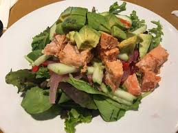 photo of jason s deli atlanta ga united states salmon pacifica salad