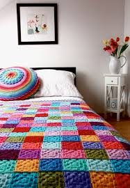 Best 25+ Granny square blanket ideas on Pinterest | Granny square ... & Solid granny squares i don't have to change yarn every row.How to crochet  this colorful blanket Adamdwight.com