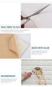 Generic 3d Self Adhesive Pe Foam Brick ...