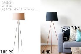Tripod Floor Lamps Design Home Lighting Design Ideas