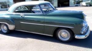 1952 Chevrolet Deluxe - YouTube
