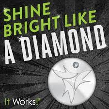 It Works Diamond Shine Bright Like A Diamond It Works Body Wraps It Works