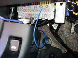 how to wire remote wire for amp to fuse box how to install car if for some reason the remote wire on your headunit is not working or you are using a factory stereo what you can do is connect the remote wire to the fuse