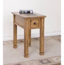 Sunny Designs 3133ro Sunny Designs Sedona Chair Side Table 3143ro Cs