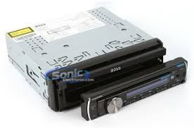 boss bv9986bi single din bluetooth car stereo w 7 lcd product boss bv9986bi