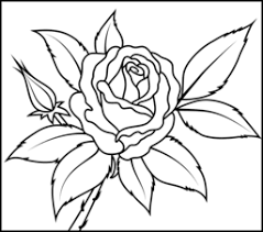 Free printable flower coloring pages for adults from this month's challenge. Flowers Coloring Pages