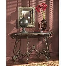 Amazon Ashley Furniture Signature Design Norcastle Glass