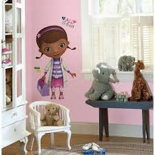 doc mcstuffins 37 wall decal mural