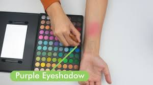 how to make a fake bruise with makeup