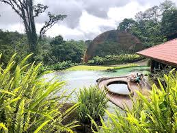 peace out at peace lodge and the la paz waterfall gardens costa rica