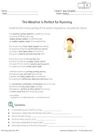 The Weather Is Perfect for Running