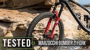 Marzocchi Bomber Z1 Fork Reviews Comparisons Specs