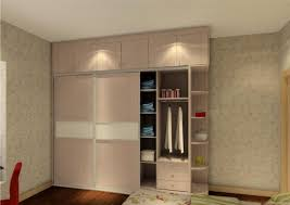 Design bedroom wardrobe 3D