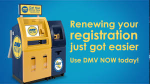 renew your registration in 3 easy steps with dmv now