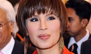 Image result for 泰国公主参选,和流亡的他信有什么关系?