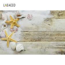 <b>Laeacco Starfish</b> Coral Shell Hardwood <b>Planks</b> Baby Doll Pet ...
