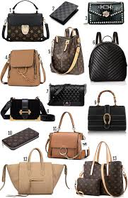Replica Designer Bags 35 Designer Bag Dupes To Grab On Amazon Fake Designer