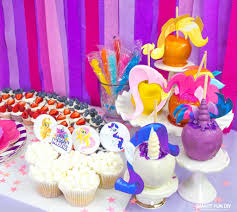 my little pony party smart fun diy